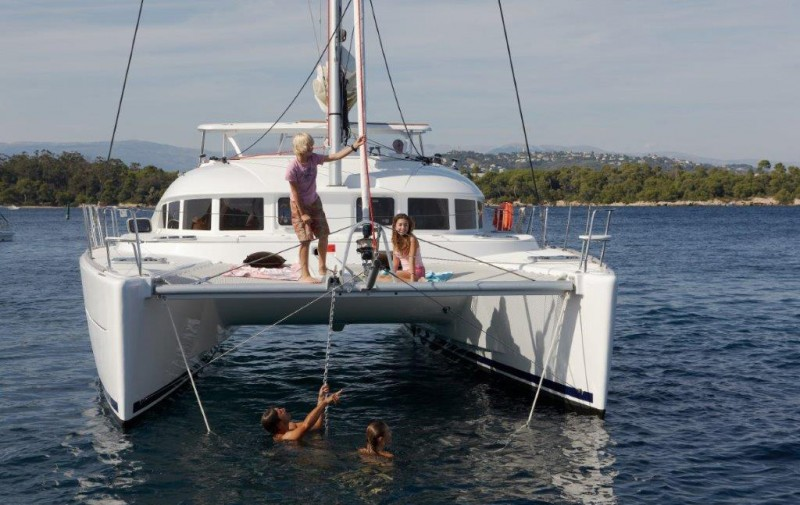 Jeanneau sun odyssey 50DS rent a yacht on Adriatic