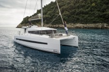 Bali 4.0 at marina Marina YC Seget in Trogir.