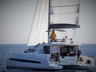 Bali 4.3 at marina Marina YC Seget in Trogir.