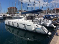 Fountaine Pajot Lavezzi 40 at marina Marina Pirovac in Sibenik.