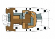 Fountaine Pajot Lucia 40.