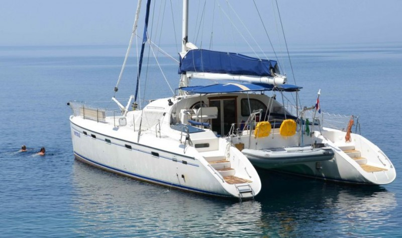 Charter Catamaran Croatia Privilege 465