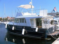 Beneteau Swift Trawler 42 в марине Marina Mandalina в Sibenik.