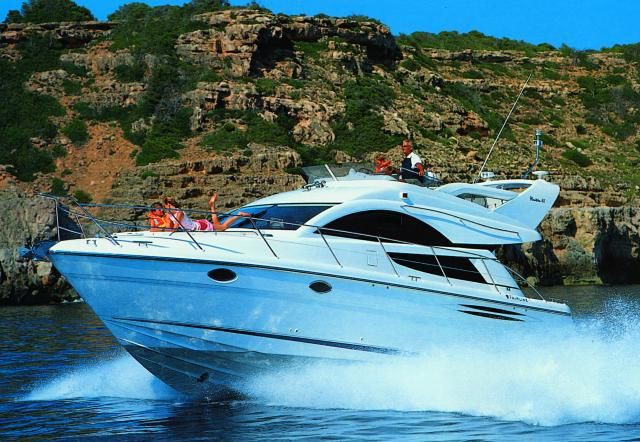 Fairline Phantom 40 yacht charter Croatia