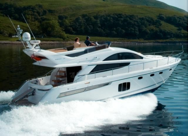 Fairline Phantom 48 yacht charter Croatia