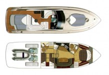 Fairline Targa 47 GT.