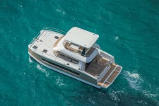 Fountaine Pajot 37 at marina ACI Marina Trogir in Trogir.