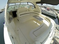 Sea Ray 455 Sundancer.