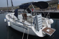 Bavaria 31 Cruiser at marina Marina Punat in Island of Krk.