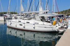 Bavaria 36 Cruiser at marina Marina Betina in Murter.