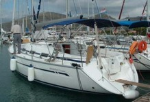 Bavaria 36 Cruiser at marina ACI Marina Trogir in Trogir.