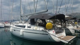 Bavaria 37 Cruiser at marina Marina Spinut in Split.