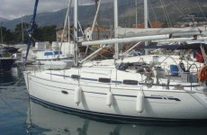 Bavaria 37 Cruiser at marina Marina Kastela in Kastel Gomilica.