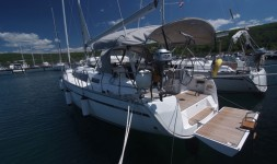 Bavaria 37 Cruiser at marina Marina Punat in Island of Krk.