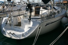 Bavaria 37 Cruiser at marina Marina YC Seget in Trogir.