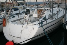 Bavaria 38 Cruiser at marina Marina YC Seget in Trogir.