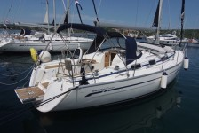 Bavaria 38 Cruiser at marina Marina Punat in Island of Krk.