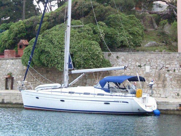 bavaria 39 cruiser yacht charter on Adriatic