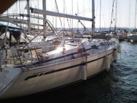 Bavaria 40 Cruiser at marina Marina YC Seget in Trogir.