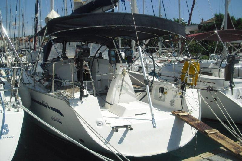 bavaria 42 match yacht charter in Croatia