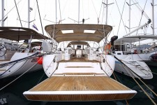 Bavaria 45 Cruiser Avantgarde at marina Marina YC Seget in Trogir.