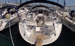 salona 40 performance cruiser yacht charter Croatia
