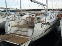 Bavaria 50 Cruiser at marina Marina YC Seget in Trogir.
