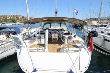 Bavaria 56 Cruiser at marina Marina YC Seget in Trogir.