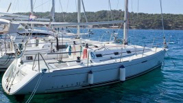 Beneteau First 31.7 at marina Marina Mali Losinj in Mali Losinj.