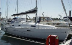 Beneteau Oceanis 331 Clipper at marina ACI Marina Split in Split.