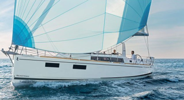 Beneteau oceanis Clipper 361 renta a yacht on Adriatic