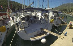 Beneteau lagoon 410 S2 rent a lagoon on Adriatic
