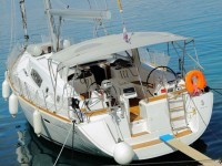 Beneteau Oceanis 50 Family at marina Marina Rogac in Split.