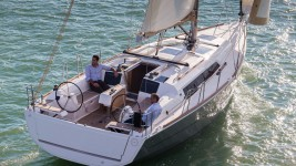 Dufour 382 Grand Large at marina Marina Punat in Island of Krk.