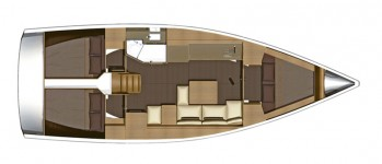 Dufour 410 Grand Large.