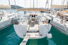 Dufour 445 Grand Large at marina Marina Kastela in Kastel Gomilica.