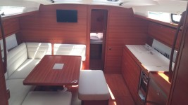 Dufour 460 Grand Large.