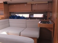 Dufour 560 Grand Large.