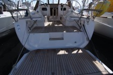 Elan 35 Impression  at marina Marina Punat in Island of Krk.