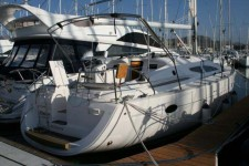 Elan 384 Impression at marina Marina Kremik in Primosten.