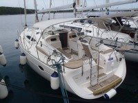 Elan 384 Impression at marina Marina YC Seget in Trogir.