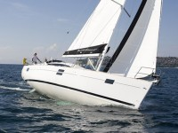 Elan 444 Impression at marina ACI Marina Split in Split.