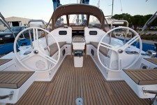 Elan 45 Impression at marina Marina YC Seget in Trogir.