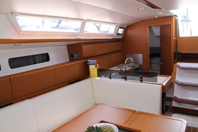jeanneau sun odyssey 439 6109 jeanneau sun odyssey 439 croatia yacht charter  at edmiracle.co