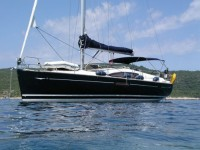 Jeanneau Sun Odyssey 45 DS at marina ACI Marina Split in Split.
