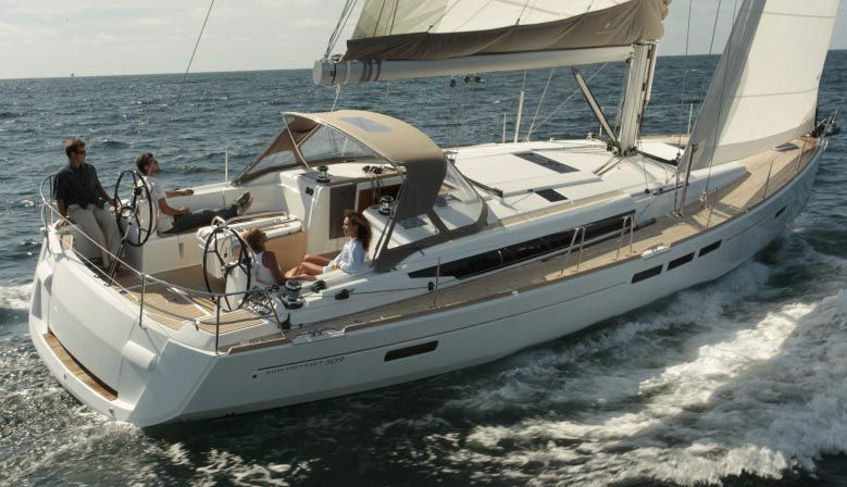 Jeanneau Sun Odyssey 509