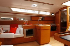 Jeanneau Sun Odyssey 509.