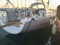 Salona 38 Performance Cruiser.