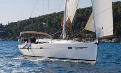 Salona 44 Performance Cruiser.