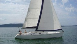 Salona 45 High Performance Cruiser.
